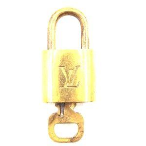 Gold Lock Keepall Speedy Alma Key Set #304 Bag